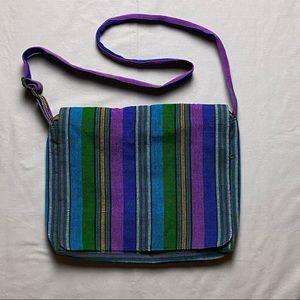 Boho/Hippie Guatemalan Messenger Bag